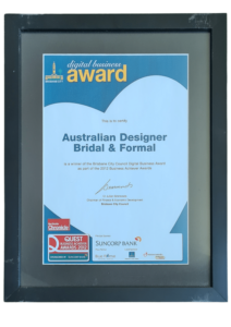 2012 BCC Digital Business Award Winner